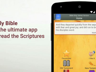 Holy Bible | Vídeo para app