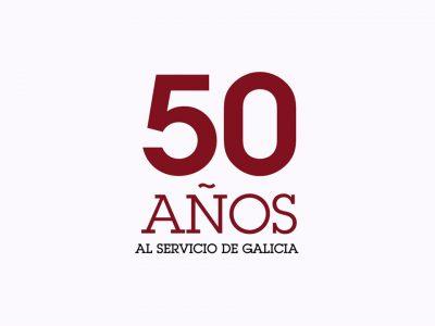 Fundación Barrié 50 aniversario | Corporativo