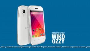 Smartphone WIKO con La Voz de Galicia