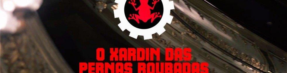 """Making of """"O Xardín das Pernas Roubadas"""": Equipo artístico"""