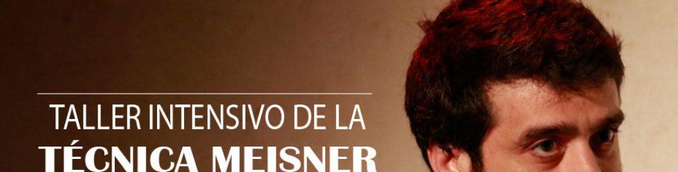 Entrevista a Iñaki Moreno y la Técnica Meisner
