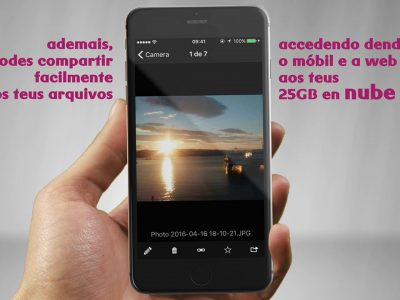 nube R iOS app | Vídeo explicativo