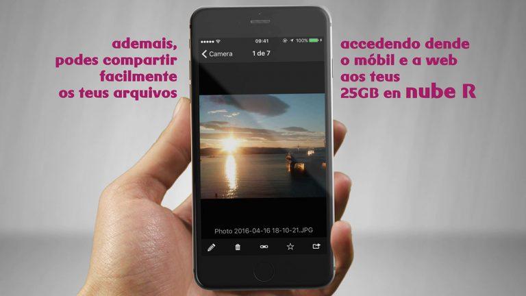 nube R iOS app   Vídeo explicativo