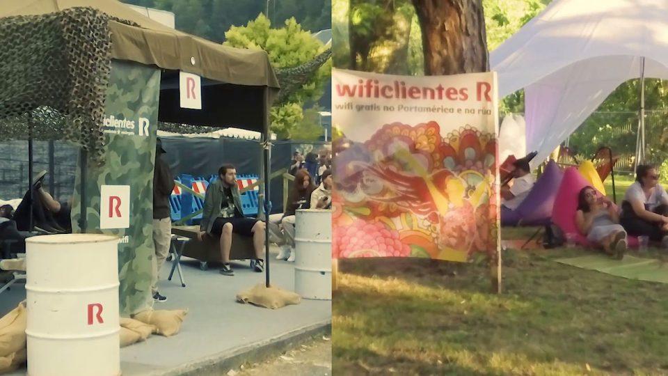 Vídeo interactivo festivales